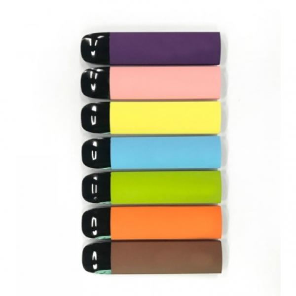 2020 Popular Products luga Empty Cartridge 2.0ml Vape E Cig Pods System