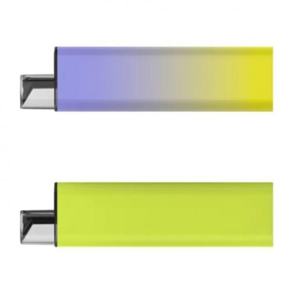 Newest design wholesale ceramic disposable 0.5ml cbd vape pen